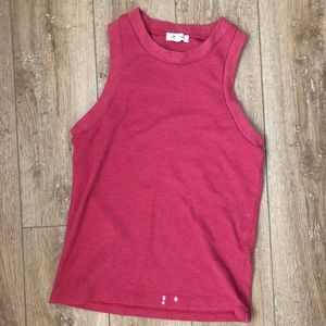 Madewell Womens Ribbed Tank Top Size Small